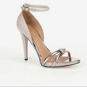 Calvin Klein Metallic Nathali sandal